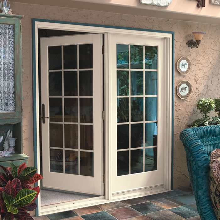 Patio doors gallery rba houston for Storm doors for french patio doors